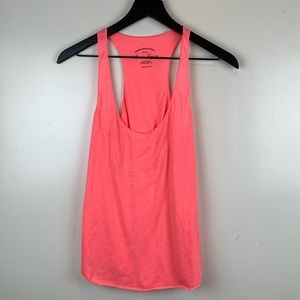 American Rag Cie Pink Workout Tank Top Medium